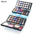 Eye Shadow Matte&Shimmer Eyeshadow+2 Foundation 1 Set 54 color Eyeshadow Makeup Palatte Make Up Kit  8840C4