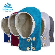 AONIJIE Unisex sombreros de invierno suave y muy cálido Beanie sombrero  polar viento Caps deportes al 63dc3dd197a