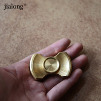 Hand Spinner More Than 4 Min Torqbar Brass EDC Toys Finger Spinner Gyro Stress Relief Fidget