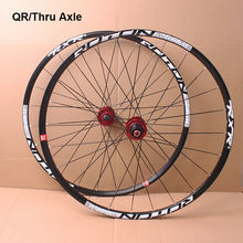 RXR 26/27.5/29er Bicycle Wheelset Mountain Bike Wheel Set 25mm Rim Carbon Hub Disc Clicher Tyre Rim 7-11S Wheels
