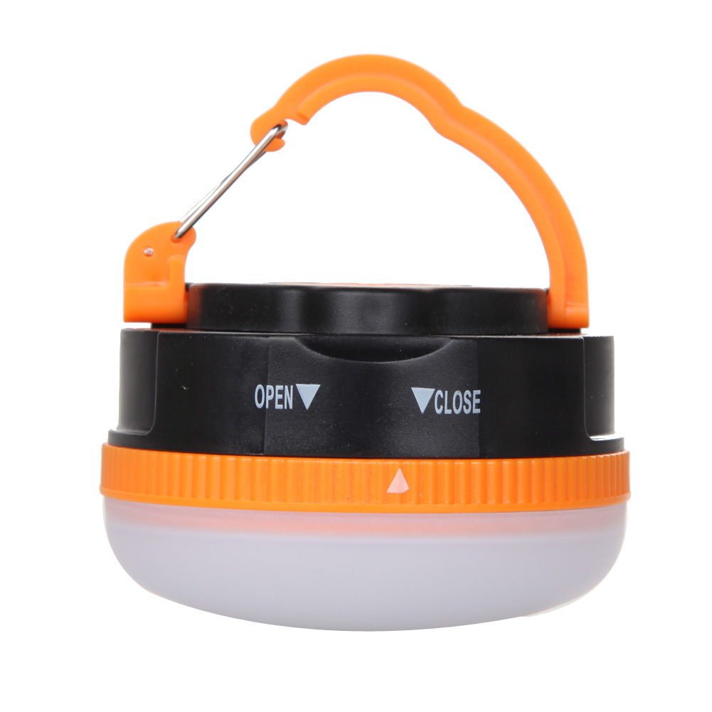Mini Portable Camping Lights 3W LED Camping Lantern Waterproof Tents lamp Outdoor Hiking Night Hanging lamp