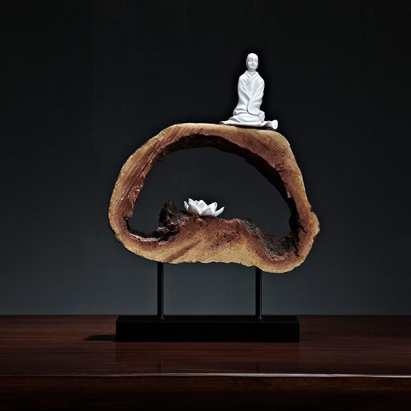 Buy elegant zen decoration traditional chinese foyer home decorations model - Domestication home decor model ...