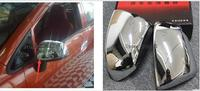 Accessories For Chevrolet SAIL 2010 2011 2012 2013 2014 ABS Chrome Rearview Mirror Cover Trim Side View Mirror Decoration 2pcs