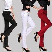 ONLY Women's Raw edge 0P0030 0P0038 Slit Slim Fit Crop low waist Jeans pants denim autumn