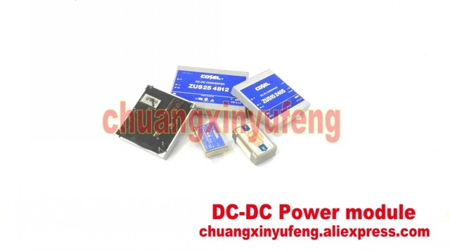 ZUS32405 COSEL DC-DC Power module DC 24V-5V 3W0.6A isolated power supply module