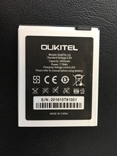 цены 100% Original Oukitel u2 Battery 2050mAh New Replacement accessory accumulators For Oukitel u2 Cell Phone