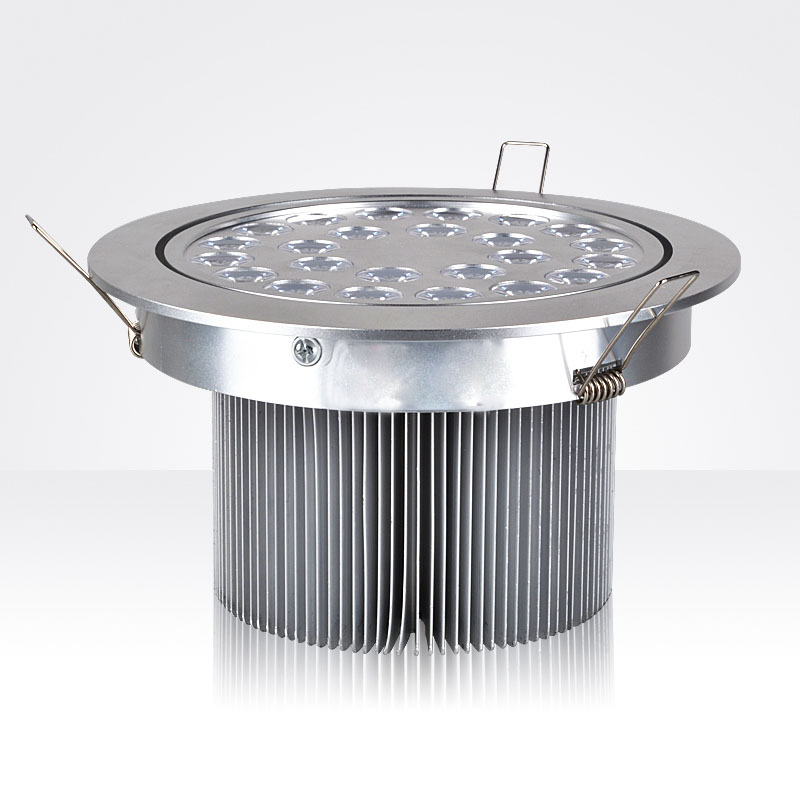 led ceiling light indoor led recessed energy saving 24w 90-260v ceiling led lamp