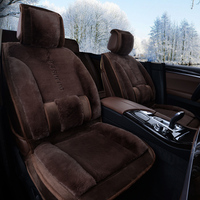 Winter car seats surrounds all car cushions, short plush cushions, and the public is making great strides.