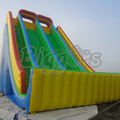 Giant Inflatable Doubl Slide Hot Sale In Saudi Arabia