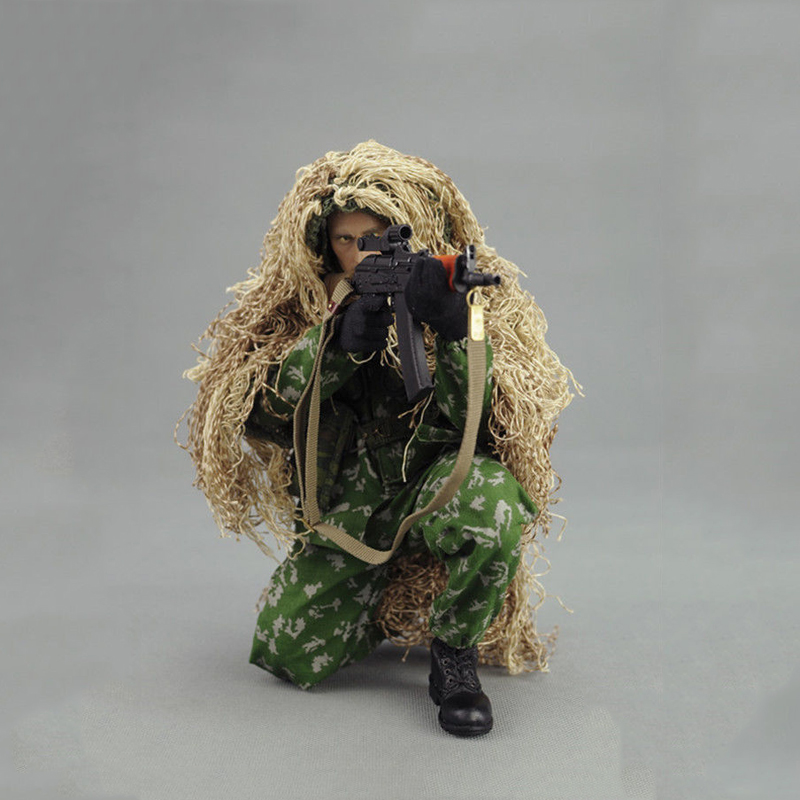 1/6 Scale Military Figures Russian VDV Scout Soldier Limited Clothing Weapon Models Equipment Set For 12 Inches Action Figures 1 6 scale russian vdv scout soldier limited clothing weapon models equipment set for 12 inches action figures