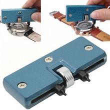 Регулируемый Чехол-открывалка для часов, инструмент для прессования, инструмент для снятия гаечного ключа, отвертка для снятия батареи, инструмент для ремонта часов