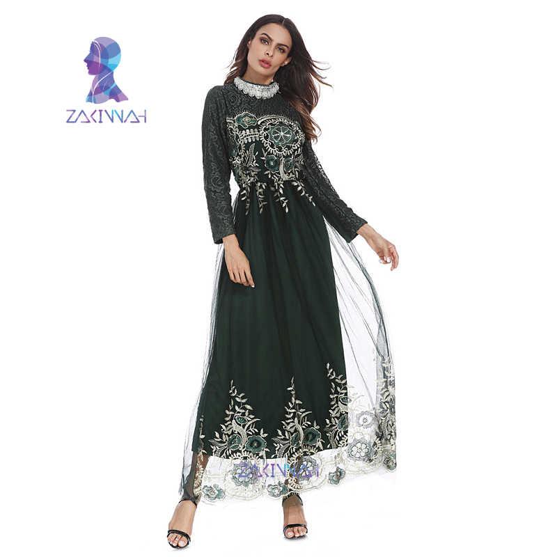 ed8bb839ae Detail Feedback Questions about Beautiful Arabic Dress Fashion ...