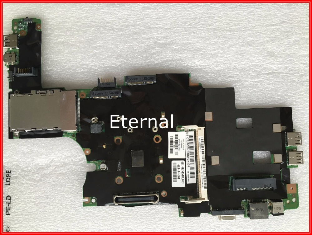 649746-001 for HP 2760P laptop motherboard I5-2520M QM67 Onboard CPU DDR3 integrated motherboard
