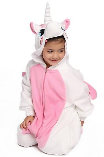 7307b29a8704 Kids Animal Pink blue Unicorn Onesie Children Pyjamas Cosplay Costume  Pajamas Boys Girls Onesie Sleepwear Jumpsuit b20-in Men s Costumes from  Novelty ...