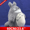 60cm/23.6 Inch Cute Japan Anime Soft Plush Totoro Galesaur Chinchilla Toys Of Film My Neighbor TOTORO GIft For Kids