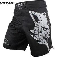 VSZAP muay thai MMA shorts muay thai suit both men and women sports trunks boxing take fight boxing MMA shorts