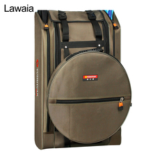 Lawaia Backpack Fishing Bag High Capacity Fishing Gear
