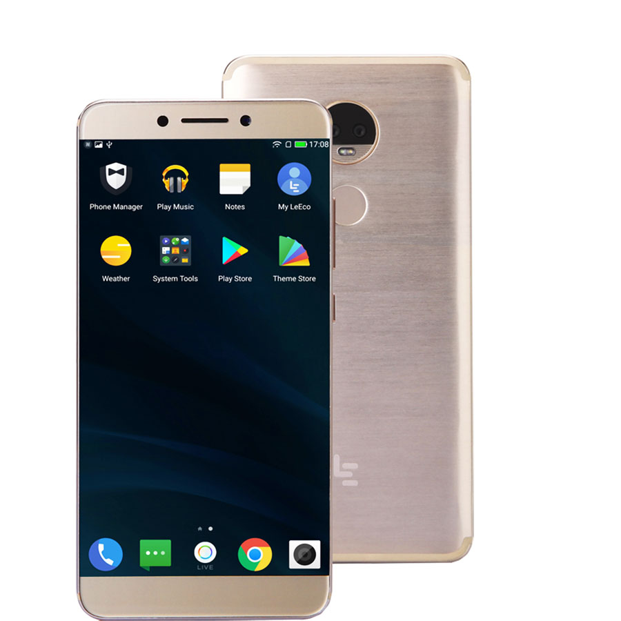 Original Letv LeEco RAM 6G ROM 128G le Max3 X850 FDD 4G Cell Phone 5.7 Inch Snapdragon 821 dual camera with phone case