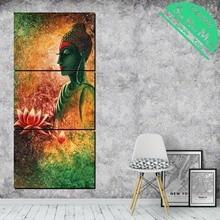 3 Шт. Холст Декоративные Картины Настенный Плакат Современные Настенные Картины для Гостиной