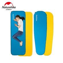 все цены на Naturehike Self-inflating Camping Mat Ultralight inflatable Bed Air Mattress Folding Outdoor Hiking Sleeping Pad NH19Q034-D онлайн