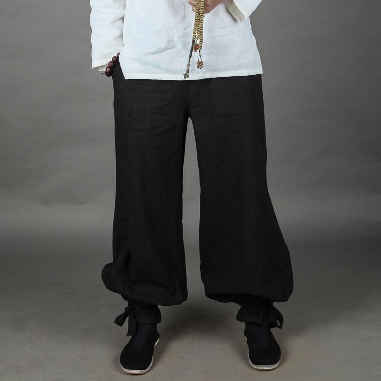 Chinois Mâle Chart Lin Jambes Vent Droite De 2018 Larges Pepe noir Hommes À Gros Jogger En Printemps Pantalons Jambe Pantalon Nouveau Convergent See Pratique 70ABSw