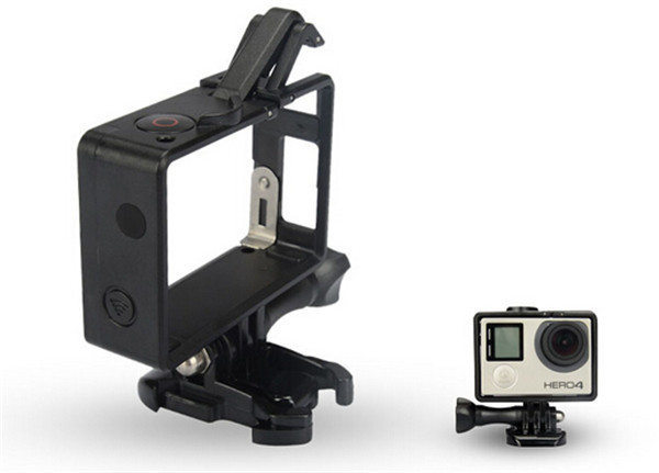 GoPro Accessories Style Frame Mount for Gopro hero 4 3 3+double duty ...