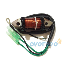 OVERSEE 40HP X E40X 66T-85533-00-00 Lighting Coil For Parsun Hidea Yamaha  2 Stroke 40HP Outboard Motor Engine