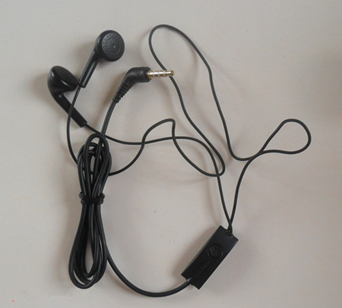 Original S5830 3 5mm Earphones Music With wheat Wire in Ear Headset for Samsung galaxy S1