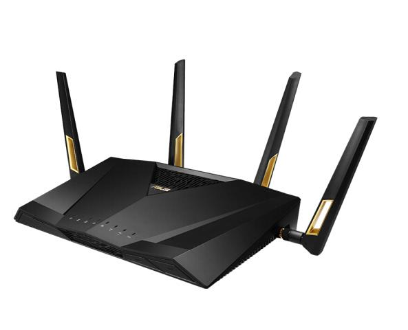 ASUS Rt-AX6000 Dual Band 802.11ax WiFi Router Supporting MU-MIMO And OFDMA Technology