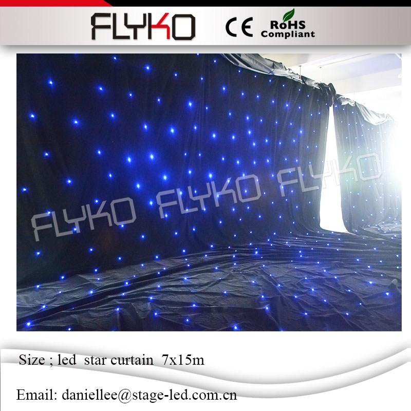LED star curtainQ22