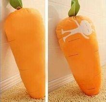 70cm Lovely Carrot Plush Toy Dolls Soft Carrot Pillow Cartoon Kids Doll Toy Stuffed Animal Birthday