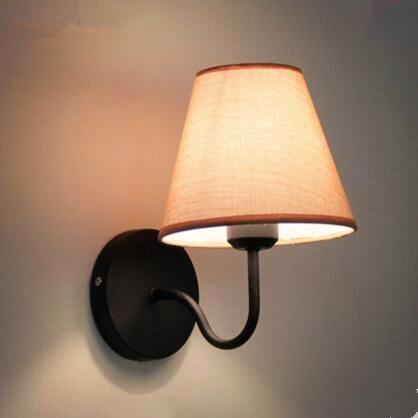 LED Wall Sconce Nordic Modern Wall Lights For Home Lighting Bedroom Beside  Lamp Stair Light Aplik Lamba Lampe Murale