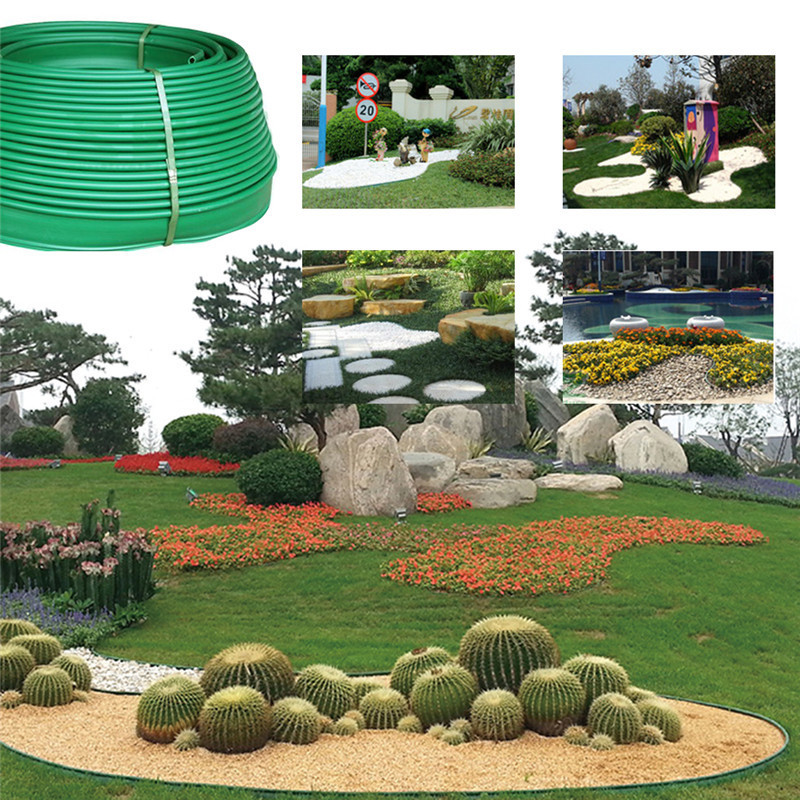 Stone Garden Farms Landscaping garden grass stone isolation belt 10cm 5m for outdoor landscaping garden grass stone isolation belt 10cm 5m for outdoor lawn patio farms park school dcoration in decorative pebbles from home garden on workwithnaturefo