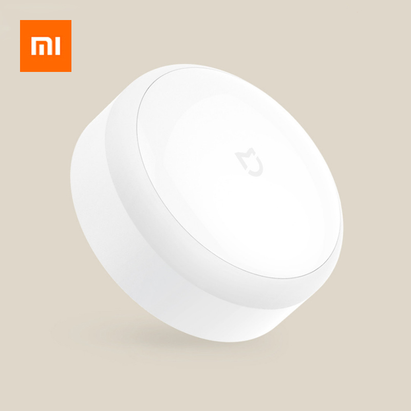 Original Xiaomi LED Night Light Human Body Infrared Motion Sensor Night Lamp Light For Kids Children Mi Home Smart Household