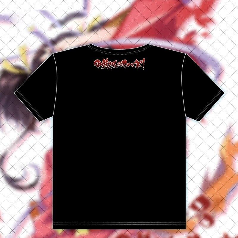 Anime Kabaneri of the Iron Fortress Unisex Clothing T-shirt Short Sleevet Tops