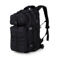 YUETOR 35L Tactical Bag Molle Assault Pack Mochila Militar Tactica Outdoor CS Camping Camouflage Military Hiking