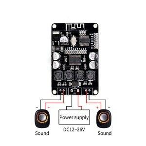 Image 2 - VHM 313 TPA3110 2X15W Bluetooth Audio Power Amplifier Board Voor Bluetooth Speaker