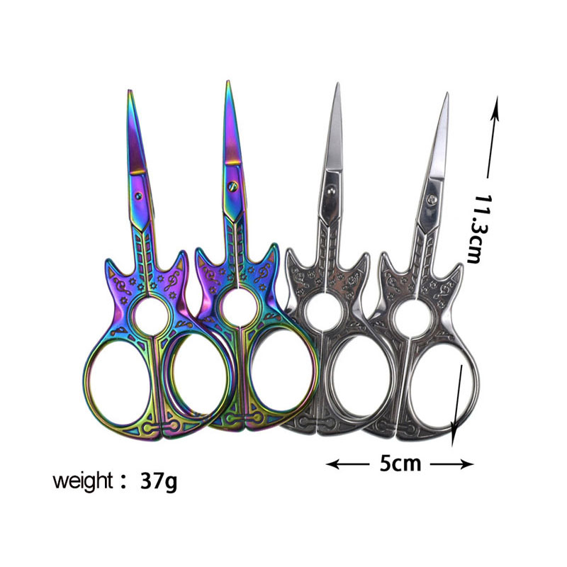 Image 3 - 24 Styles Stainless Steel Scissors Cross Stitch Embroidery Sewing Tools Costura Home Scissors For Handcraft DIY Tool Accessories-in Sewing Tools & Accessory from Home & Garden