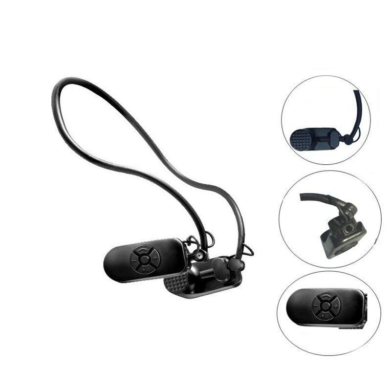 Date APT-X V30 Conduction osseuse 8G/16G HIFI lecteur MP3 IPX8 étanche natation sports de plein air écouteurs 3.5mm MP3 lecteurs de musique