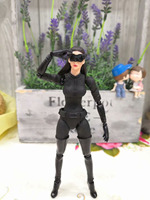 MEDICOM MAFEX 009 The Dark Knight Catwoman 2 Anne Hathaway Action Figure Toys Movie Super Heros Batman Figuras Dolls 15cm