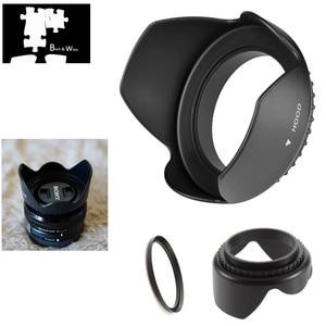 Image 1 - 40.5 millimetri Fiore Lens Hood per Sony Alpha A6500 A6400 A6300 A6100 A6000 A5100 A5000 NEX 6 NEX 5T NEX 5N NEX 3N NEX 5R 16 50mm lens