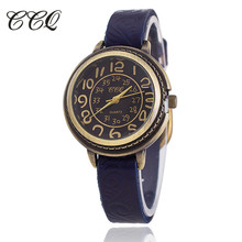 Vintage Cow Leather Watch High Quality Antique Women Wrist Watch Casual Quartz Watch Relogio Feminino BW1353