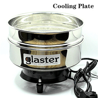glaster coffee roasting coffee bean cooling tray small household coffee roaster plate roaster cooling pan roaster accessory