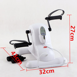 Image 3 - Electric Home Mini Bike Physiotherapy Rehabilitation Limbs Exercise Gym Machine Health Recovery Old Sick People Diabetes Patient