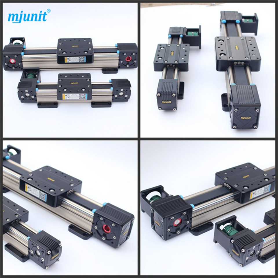 XY axis Linear Guideway /Linear Guide Rail/ wheel linear rail linear axis with toothed belt drive belt drive linear rail reasonable price guideway 3d printer linear way