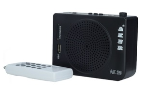 Image 2 - AKER AK28 loudspeaker wireless remote control high power amplifier 16w