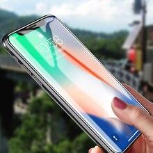 5d полноэкранное закаленное стекло для iphone x 8 7 6 plus Защитная