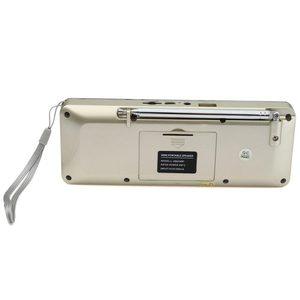 Image 3 - บลูทูธสเตอริโอแบบพกพาวิทยุ FM ลำโพงเครื่องเล่นเพลง TFCard USB Disk หน้าจอ LED ควบคุมระดับเสียงลำโพงแบบชาร์จไฟได้ลำโพง