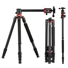Zomei M8 カメラの三脚一脚ポータブルマグネシウムアルミニウムプロフェッショナル三脚一眼レフカメラのクイックリリースプレート
