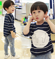 kids clothes child tops children long sleeve bottoming t shirts for baby boys t-shirts bear